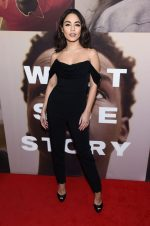 "Vanessa Hudgens  In Cushnie  @  ""West Side Story"" Opening Night on Broadway"