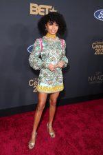 Yara Shahidi  In Gucci @ 2020 NAACP Image Awards
