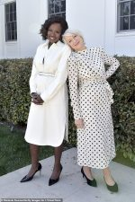 L'Oréal Paris Celebrates The Launch of Age Perfect Cosmetics With Helen Mirren & Viola Davis