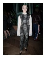 Saoirse  Ronan In Gucci @ The Opening Of Gucci Osteria