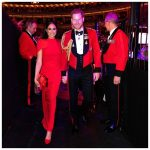 Meghan, Duchess Of Sussex  & Prince Harry @ Mountbatten Festival of Music at  Royal Albert Hall