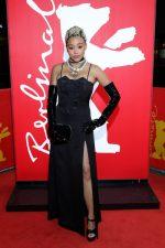 Amandla Stenberg In Gucci @  'The Eddy' Berlinale Film Festival Premiere