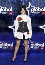 Camila Cabello In  Dolce & Gabbana @ Global Awards 2020