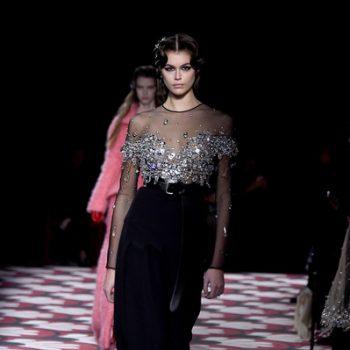 kaia-gerber-walks-runway-miu-miu-fall-2020-runway-at-paris-fashion-week
