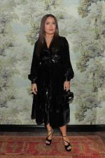 Salma Hayek Attends  The Opening Of Gucci Osteria