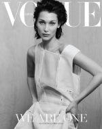 Bella Hadid Covers Vogue Magazine Greece April 2020
