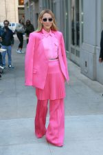 Celine Dion In  Peter Do  Out In  New York City