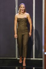 Emily Blunt In Christian Dior @ 'Jimmy Kimmel Live!