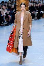 Gigi Hadid Walks Runway @ Chloe  Womenswear Fall/Winter 2020/2021