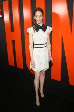 """Hilary Swank In Elie Saab  @  """"The Hunt"""" Special Screening in Hollywood"""