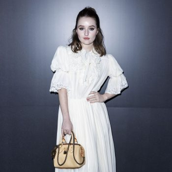 kaitlyn-dever-front-row-louis-vuitton-fall-2020