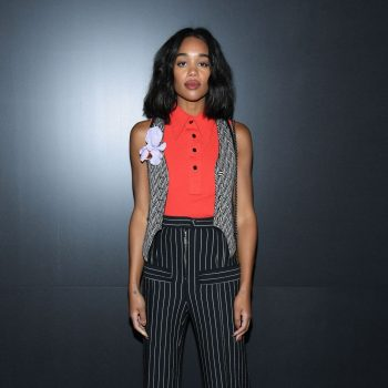 laura-harrier-front-row-louis-vuitton-fall-2020