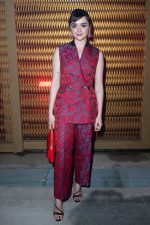 Maisie Williams Front Row  Givenchy Show at Paris Fashion Week