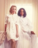 Reese Witherspoon & Kerry Washington Covers  EMMY Magazine 2020 Issue No. 2