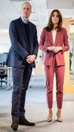 Kate Middleton  & Prince William @ London Ambulance Centre