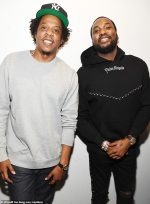 Jay-Z & Meek Mill's Organization Sends 100,000 Surgical Masks To Prisons & Jails