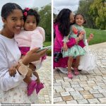 Vanessa Bryant Shares Photos With daughters Natalia, Capri &  Bianka Celebrating Easter