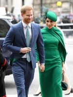 Prince Harry & Meghan Markle Deliver Meals To LA Residents During The Covid-19 Pandemic