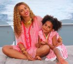 Blue Ivy Films Handwashing  PSA On Instagram