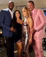 Jennifer Lopez Posts Emotional Response to Kobe Bryant's Widow, Vanessa