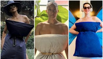 anne-hathaway-halle-berry-tracee-ellis-ross-participate-in-pillow-challenge