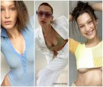 Bella Hadid Stars In the First  FaceTime Campaign By   Jacquemus