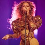 Beyonce Knowles Surprise Performance  @ Disney Family Sing Along
