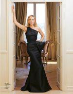 Cate Blanchett  Covers  Grazia Magazine Italy April Issue
