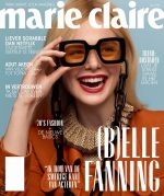 Elle Fanning  Covers Marie Claire Netherlands April 2020 Issue