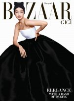 Gigi Hadid  Covers  Harper's Bazaar US April 2020