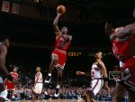 Michael Jordan's 55 Game At MSG In His 5th Game Back In 1995