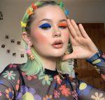 Makeup Trend  : Mismatched Eyes