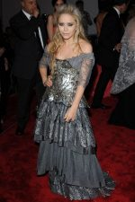 Mary-Kate Olsen In  Christian Lacroix Couture @  Met Gala 2009