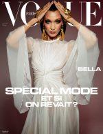 Bella Hadid  Covers  Vogue Paris May/June 2020
