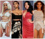 Doja Cat and Nicki Minaj &  Megan Thee Stallion With Beyonce  Have Top 2  Spots  On  Billboard