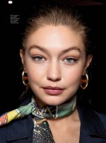 Gigi Hadid Covers InStyle Magazine Germany March 2020 Issue