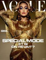 Gigi Hadid  Covers  Vogue Paris May/June 2020