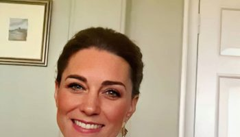kate-middleton-in-sandro-cecil-cardigan-celebrates-first-anniversary-of-shout