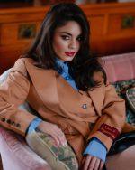Vanessa Hudgens  Covers  Harper's Bazaar Malaysia April 2020  Issue