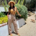 Vanessa Hudgens Posted Her Outfit For  05/17/2020  On Instagram