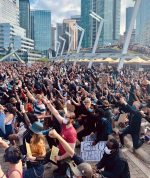 Germany, France, UK, Ireland,Sweden, Denmark, Canada Protest For Racial Justice