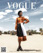 The Vogue Challenge  Featuring Photographer  Kabutha Kago