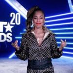 Amanda Seales In Dapper Dan x Harlem  Hosting @ 2020 BET Awards
