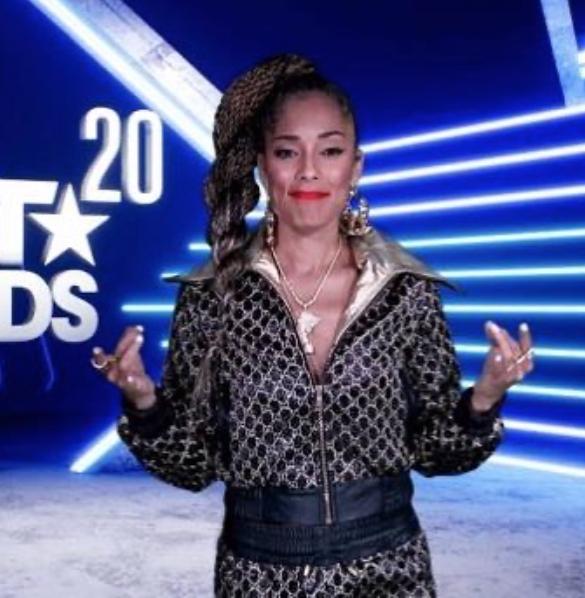 amanda-seales-in-dapper-dan-x-harlem-hosting-2020-bet-awards