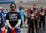 NASCAR  Legends Supports George Floyd Protests