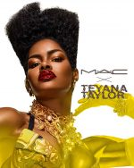 Teyana Taylor Named The New Face Of MAC Cosmetics