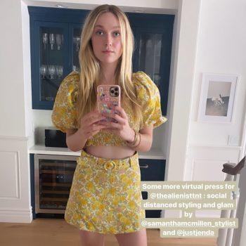 dakota-fanning-instagram-fashion-story-july-13-2020