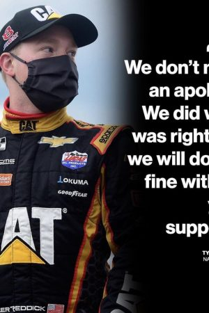 nascar-driver-tyler-reddick-fires-back-call-for-an-apology-from-bubba-wallace
