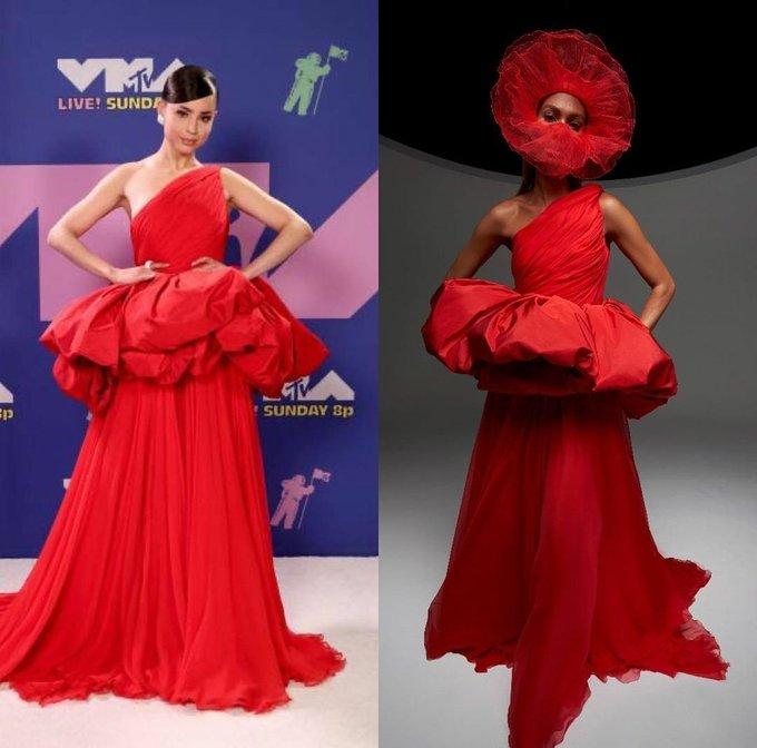 sofia-carson-in-giambattista-valli-haute-couture-the-2020-mtv-video-music-awards