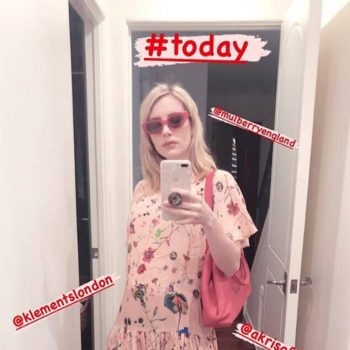 emma-roberts-in-klements-dress-instagram-story-september-8-2020